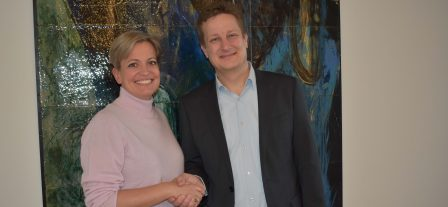 Christina Daél, formand, VVS TF